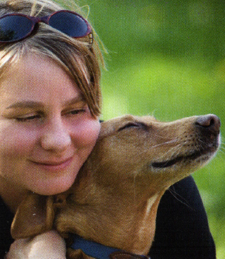 zahnstein emmi-pet Hunde Zahnbürste | Sanft und ohne zu bürsten | Zahnstein Weg! Pet Flyer Nelly